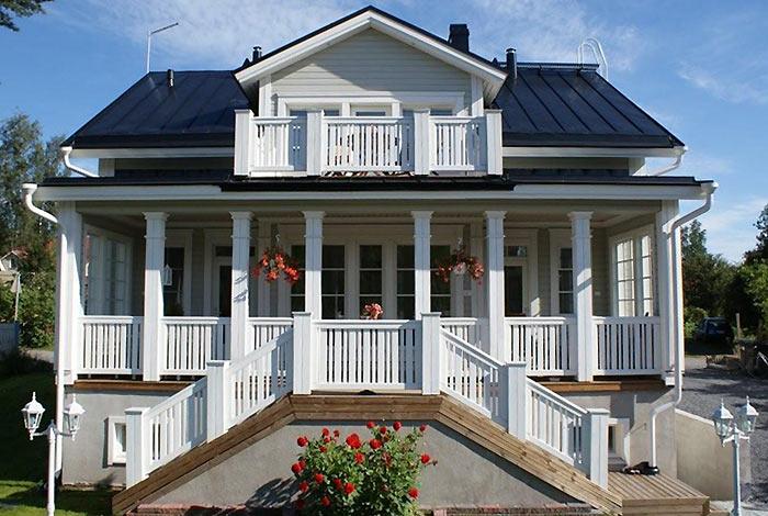Недвижимость в Финляндии: престижно и комфортно