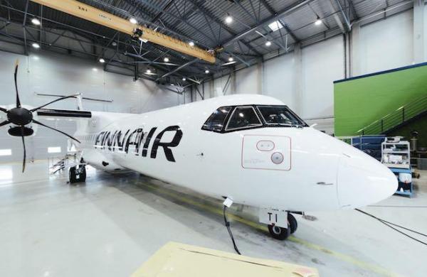 Magnetic MRO проведет модернизацию самолетов ATR 72 Finnair