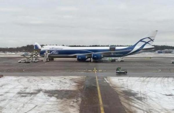 Грузоперевозчик AirBridgeCargo запустил рейсы в Хельсинки