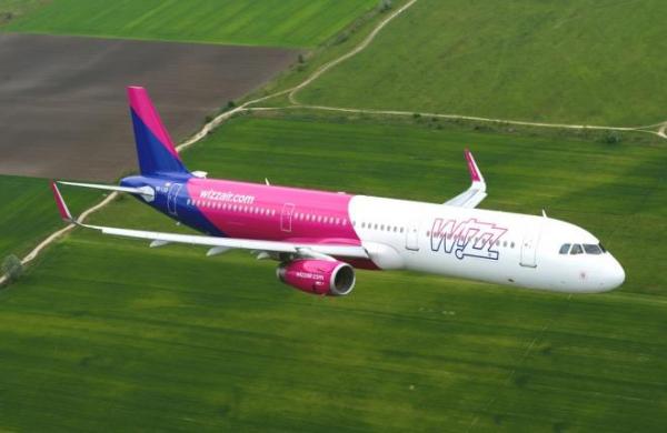 Wizz Air идет в российские регионы: открытие рейса в Казань