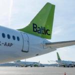 airBaltic увеличила объемы авиаперевозок на маршрутах в Россию на 17%